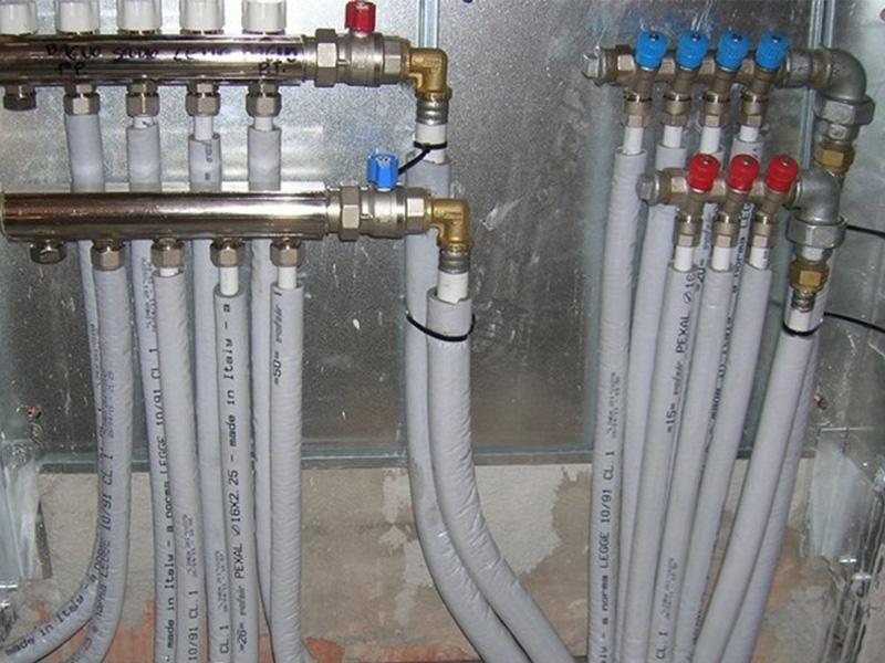 Impianti idrici ed igienici sanitari - Diametro tubo multistrato per bagno ...