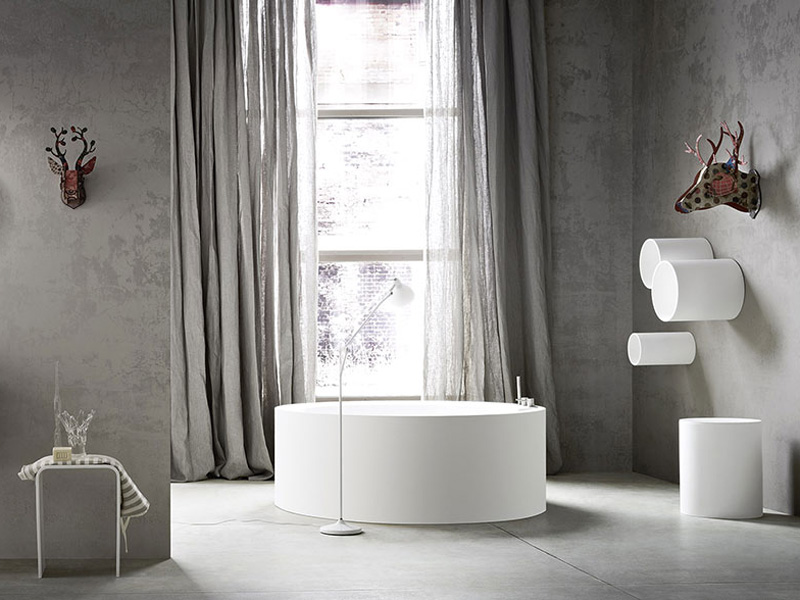 Accessori Da Bagno Di Design : Arredo bagno